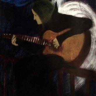 A guitarist