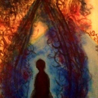 unquiet meditation