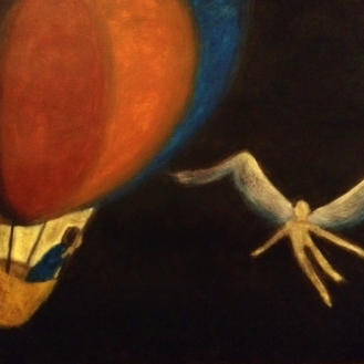 a balloon